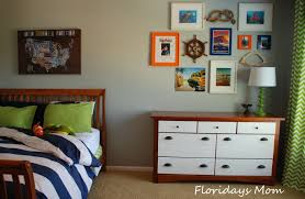 Nautical Home Decorations Awesome White Grey Wood Glass Unique Design Boys Bedroom Ideas Boy