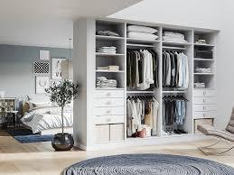 rangement armoire chambre dressing sur mesure le rangement pratique centimetre com