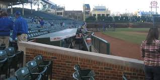 Chicago Cubs Seat Map by Chicago Cubs Seating Guide Wrigley Field Rateyourseats Com
