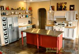 modest delightful build your own kitchen cabinets ana white face