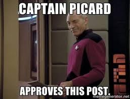 Star Trek Picard Meme - for those star trek tng fans battleships world of warships