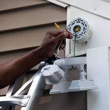 installing a motion sensor to an existing light fixture add motion sensor to existing outdoor light match wiring and attach