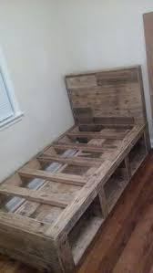 How To Make Wood Platform Bed Frame by 21 Diy Bed Frame Projects U2013 Sleep In Style And Comfort Cama