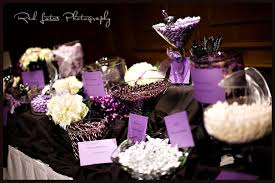 Purple And White Wedding Purple And Black Wedding Interesting Purple And White Wedding