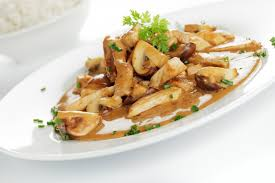 cuisiner des cepes frais recette veau aux cèpes