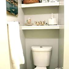 bathroom shelves and cabinets modern over the toilet storage over toilet shelves bathroom storage
