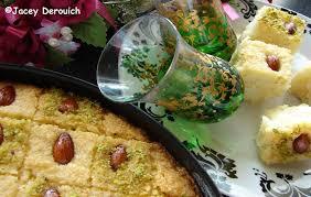 tunesische küche basbousa das rezept findet ihr hier tunesische küche