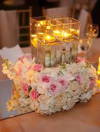 candle wedding centerpieces floating candle and flower centerpieces for weddings 16 stunning