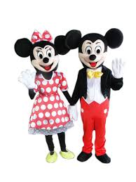 Pink Minnie Mouse Halloween Costume Compare Prices Pink Minnie Mouse Mascot Costume