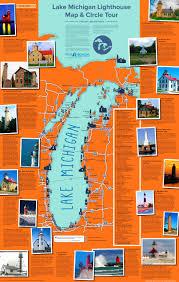netherlands lighthouse map lake michigan maps maps of lake michigan