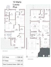 100 100 gaj plot home design 3 bedroom house plans with