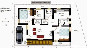 North Facing Floor Plans My Little Indian Villa 37 R30 2 5bhk In 40x30 West Facing
