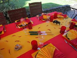 deco table marin déco de table espagnole déco de table à thèmes