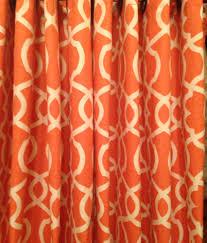 Orange And Beige Curtains Salient Burnt Orange Kitchen Curtains Plus Burnt Orange Kitchen