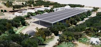 Solar Canopy by News Solar Epc Contractor American Renewables Group Arg