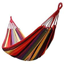 amazon com vivere brazilian style double hammock oasis tree