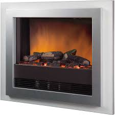 dimplex bizet bzt20n log effect wall mounted fire with remote