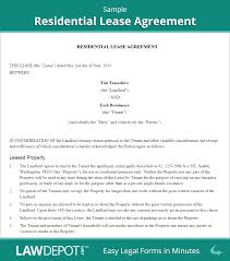 residential lease agreement free rental lease form us lawdepot