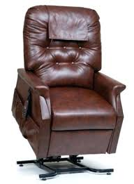 leather electric lift recliner chair leather electric recliner