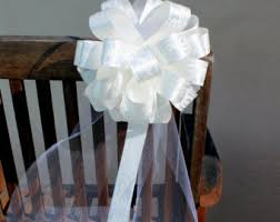 Pew Decorations For Weddings Turquoise Blue Silver Wedding Bow Blue Church Pew Decorations