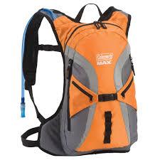 Backpack Storage by Coleman Max 2 L Hidratación Vejiga Ligero Camping Senderismo
