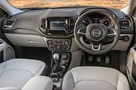 red jeep compass interior 2017 jeep compass images interior details autocar india