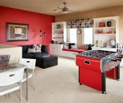 Inspiring Game Rooms Decorating Ideas - Game room bedroom ideas