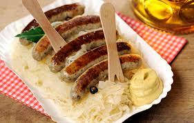 german cuisine menu let s go out for german