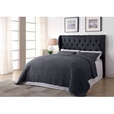 Bed With Headboard by Black Headboards