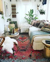 Boho Living Room Decor
