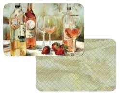 wine placemat search results