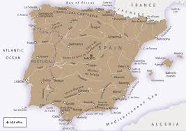 Burgos Spain Map introduction to spain u0026amp portugal