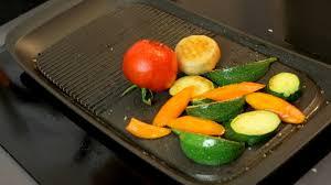 cuisine plancha facile cuire des légumes à la plancha la technique en vidéo
