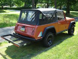 1971 jeep commando 1972 jeepster commando 4x4 manual 258 straight six runs and