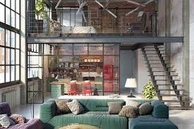 loft home decor reinvention of an industrial loft space home decor trends loft home
