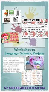 worksheets u2022 spanish4kiddos educational resources