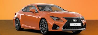 lexus luxury sports car lexus rc and rc f colour guide and prices carwow