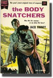 the body snatchers by jack finney dell first edition 1955 book