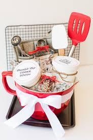 baking gift basket cookie gift basket the tomkat studio