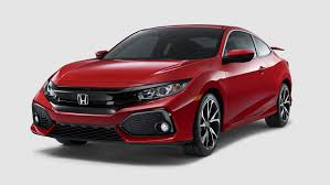 non ricer honda honda unveils specs for the 2017 civic si coupe and sedan