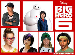 big hero 6 real life characters by milady666 on deviantart