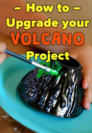 7 explosive ways to upgrade your volcano science project