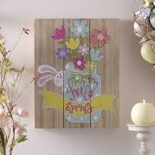 Easter Decorations Made Of Wood by 207 Best Celebrate Easter Images On Pinterest Easter Decor