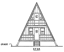 a frame house floor plans a frame birdhouse plans house decorations