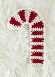 candy cane crochet pad favecrafts com