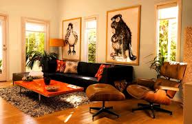Livingroom Themes by Burnt Orange Living Room Themes Carameloffers