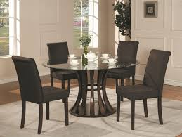 dining room classic style black dining room sets with large