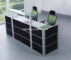 Buy Reception Desk hight quality bank reception desk counter supermarket cashier
