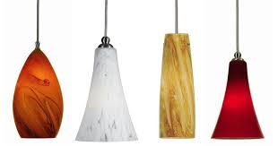 Colored Glass Pendant Lights Colored Glass Pendant Lights For Kitchen Island Home Design
