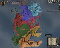 7 Kingdoms Map 200 Years Of Westeros General Discussion